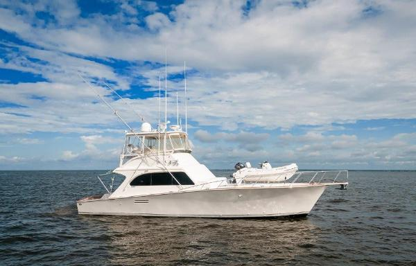 Post Sport Fisherman 1994 50 Post Sportfish Profile