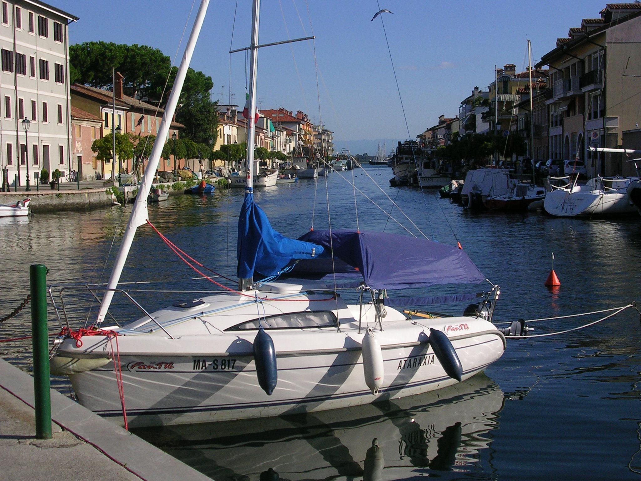 Custom BALT Yacht / Fan 17 Balt