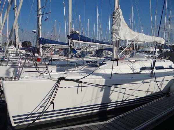 X-Yachts X 34