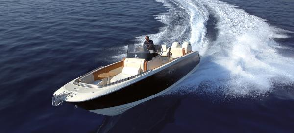 Invictus 270FX Special offer! w/Engine!