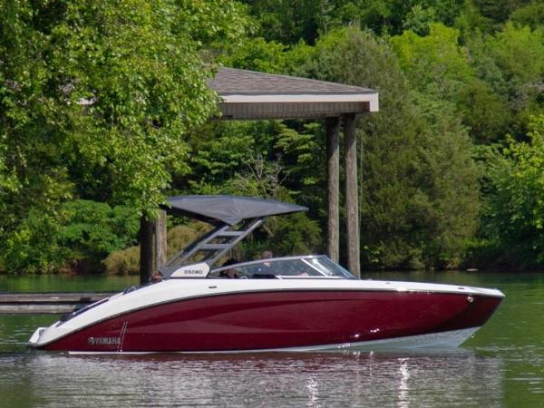 Yamaha Boats 252SE