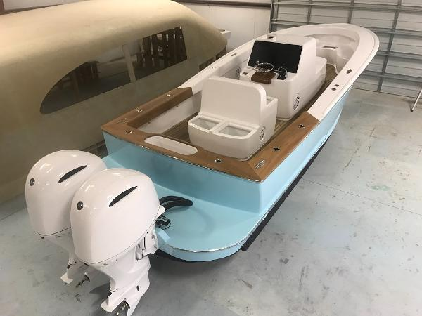Xcelerator Boatworks Custom Carolina 29 Center Console