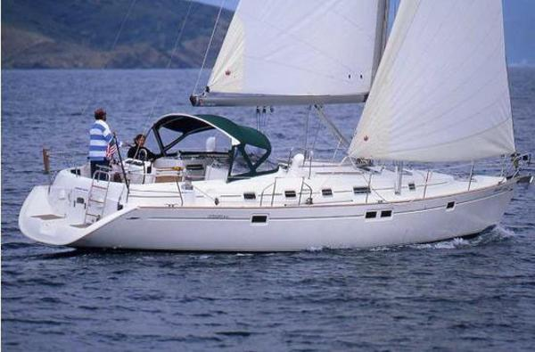 Beneteau Oceanis 461 Mfg provided photo