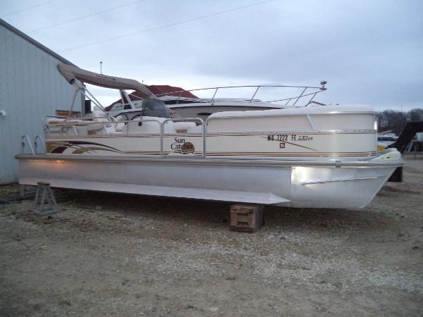 G3 Boats LX 25C Tri-Toon