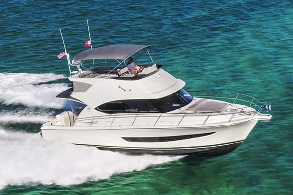 Riviera 39 Open Flybridge Manufacturer Provided Image