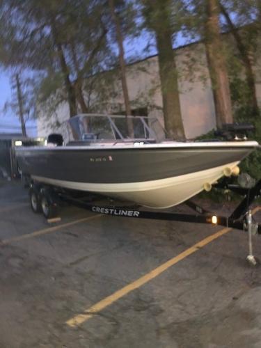 Crestliner Sportfish 2150