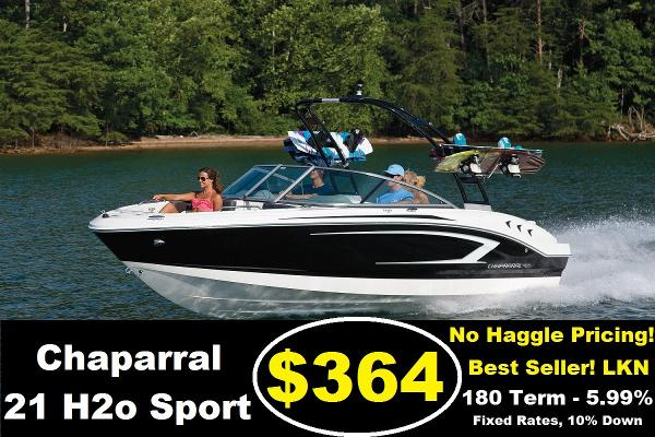 Chaparral 21 H2O Sport