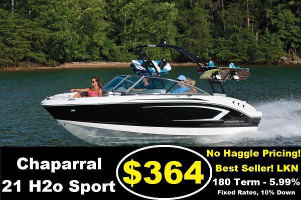 Chaparral 21 H2O Sport