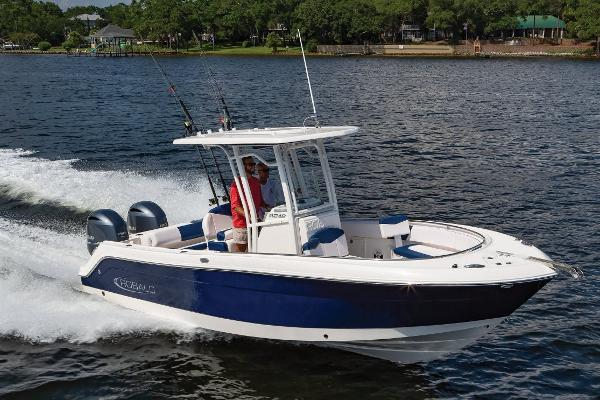 Robalo R242 Center Console Manufacturer Provided Image: Manufacturer Provided Image