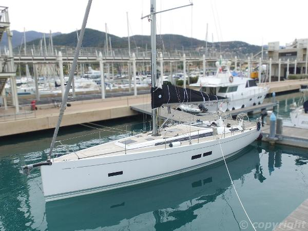 Grand Soleil Grand Soleil 43 Maletto Abayachting Grand Soleil 43 Maletto Cantiere del Pardo 3