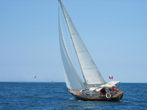 Sloop Woodco Yachts / Given 29