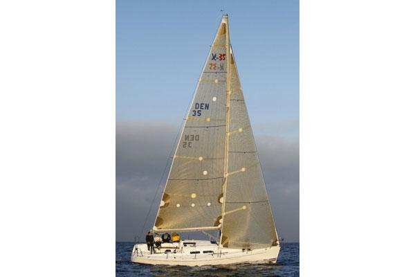 X-Yachts X-35 One Design Manufacturer Provided Image