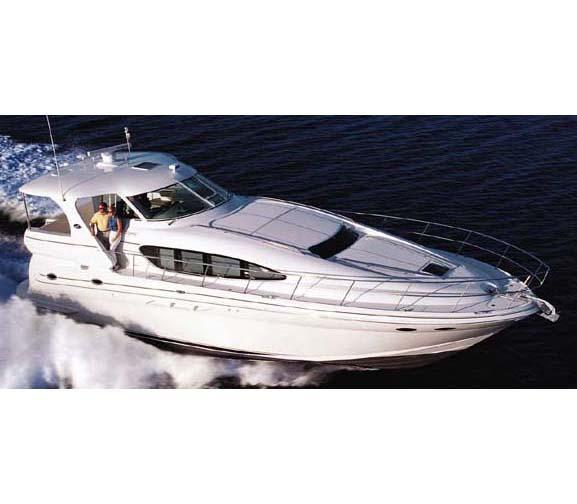 Sea Ray 480 Motor  Yacht Manufacturer Provided Image