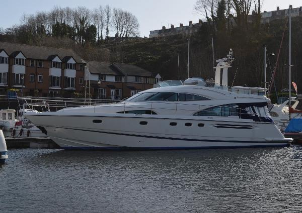 Fairline Squadron 58 Fairline Squadron 58