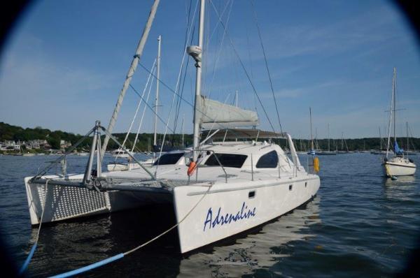 Maxim Yachts Voyage 38
