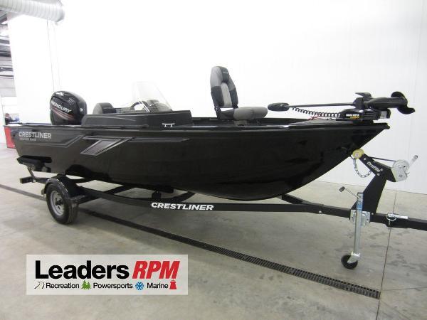 Crestliner 1650 Fish Hawk SC JS
