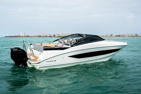 Beneteau America Flyer 32 Manufacturer Provided Image