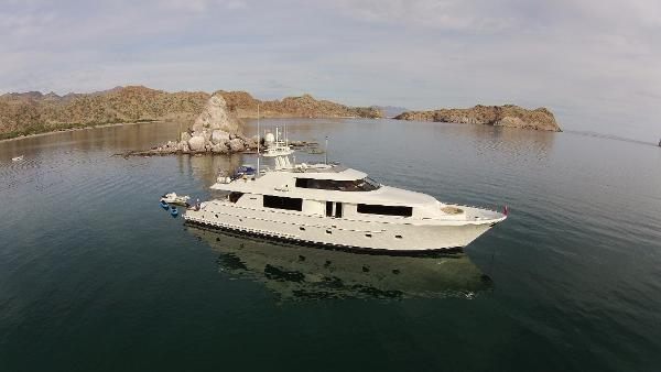 Westport Motor yacht, Quarter Share