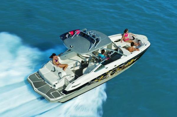 Monterey M6 Sport Boat 2015 Monterey M5 Sport Boat