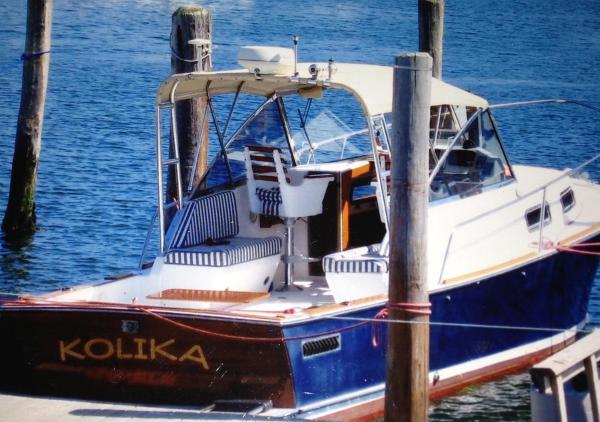 Legacy Yachts 28