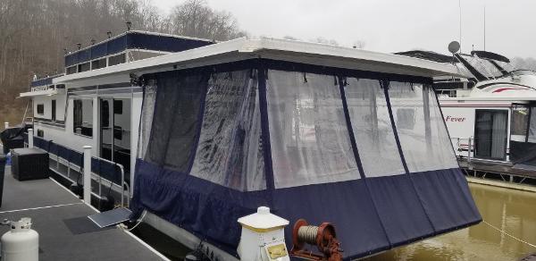 Jamestowner Houseboat  14x56