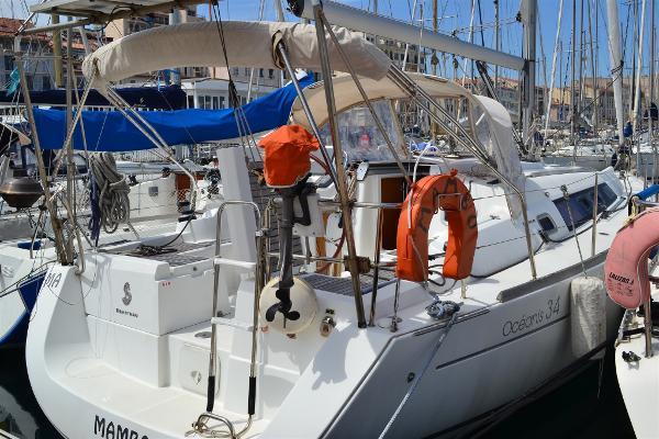 Beneteau Oceanis 34 DSC_0091