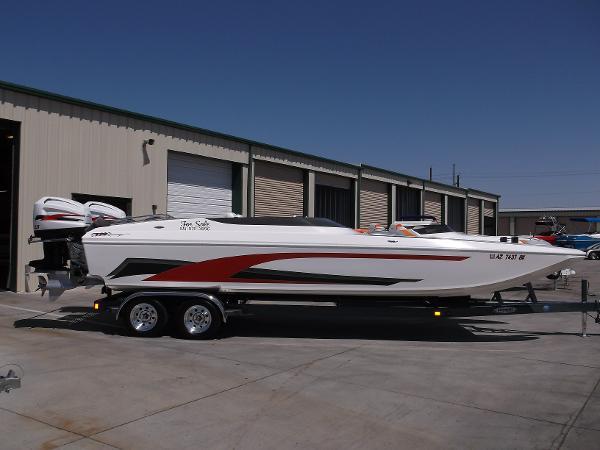 Daves Custom Boats MACH 26 O/B