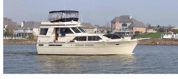 Uniflite 460 Motor Yacht Motor Yacht PAX