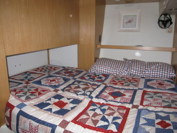 Guest Cabin Double Berth