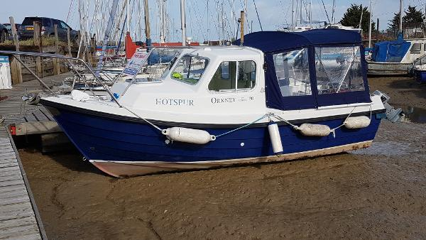 Orkney Pilothouse 20 (sold)