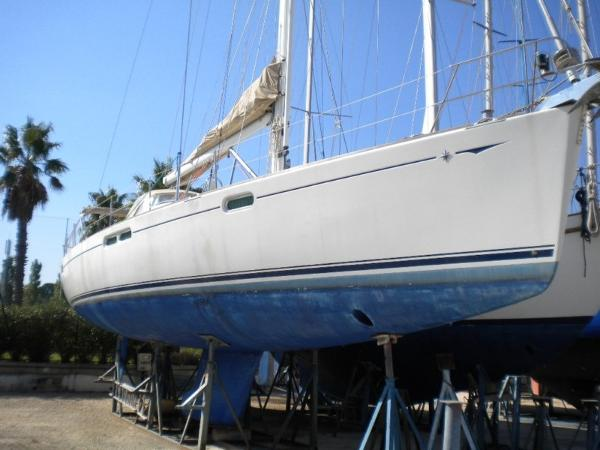 Jeanneau Sun Odyssey 54DS Sun Odyssey 54 DS - Profile