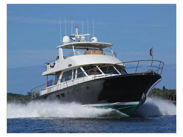 Hunt 72 Ocean Series