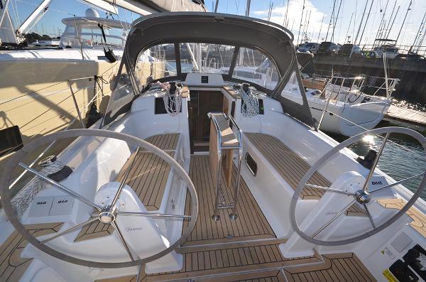 Hanse 315 Hanse 315 Cockpit