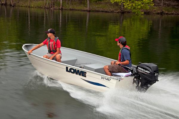Lowe V1468W Utility V
