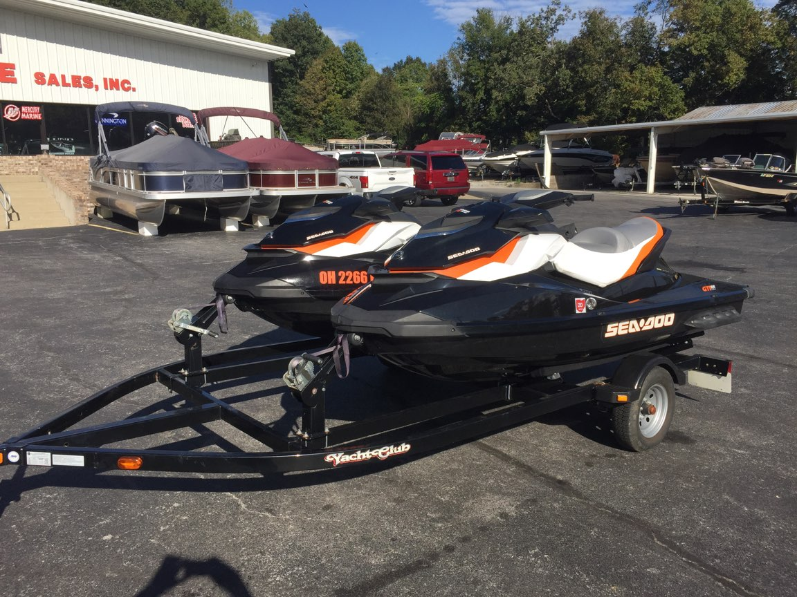 Sea-Doo Sport Boats GTI 130