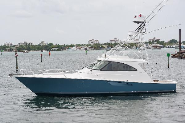 Viking 52 Sport Tower Port Side