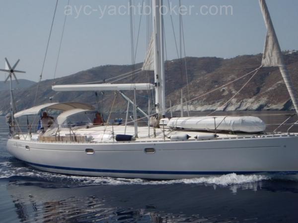 Jeanneau Sun Odyssey 47 AYC - Sun Odyssey 47
