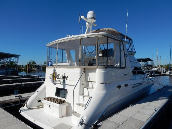 Sea Ray 420 Aft Cabin TURN KEY!
