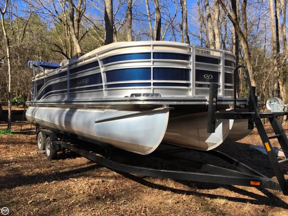 Harris Flotebote Solstice 240 2017 Harris Flotebote Solstice 240 for sale in Charlotte, NC