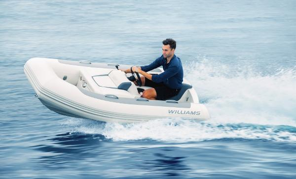 Williams Jet Tenders Minijet 280 Williams Jet Tenders Minijet 280