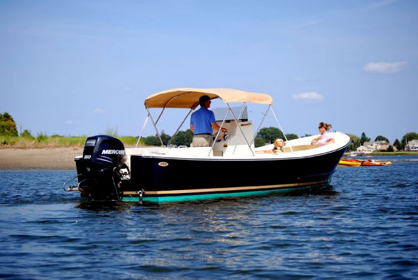 Eastern Boats 248 Center Console