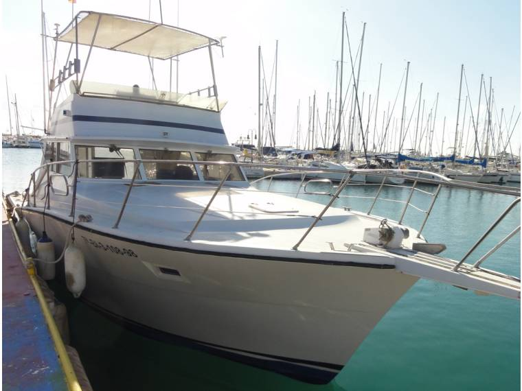 VIKING EE.UU. VIKING 40 FLY BRIDGE MOTORES NUEVOS