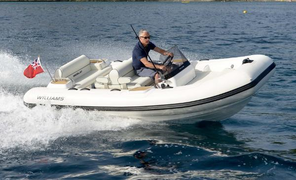 Williams Jet Tenders Dieseljet 445 Williams Jet Tenders Dieseljet 445