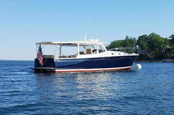MJM 40z Downeast Profile 1
