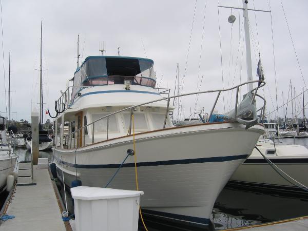CHB Europa Sedan Trawler