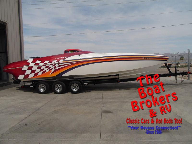 Eliminator Boats Eagle Xp