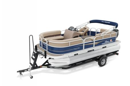 Sun Tracker Party Barge 18 DLX