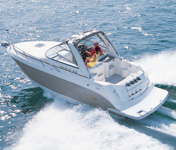Rinker Fiesta Vee 290 Manufacturer Provided Image