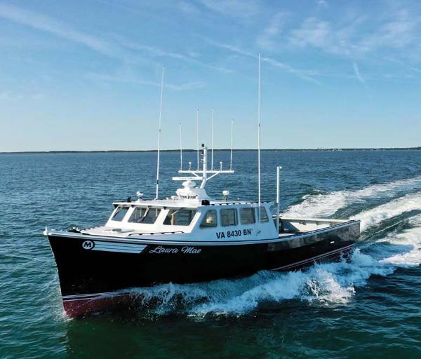 Dixon 50 Downeast Profile