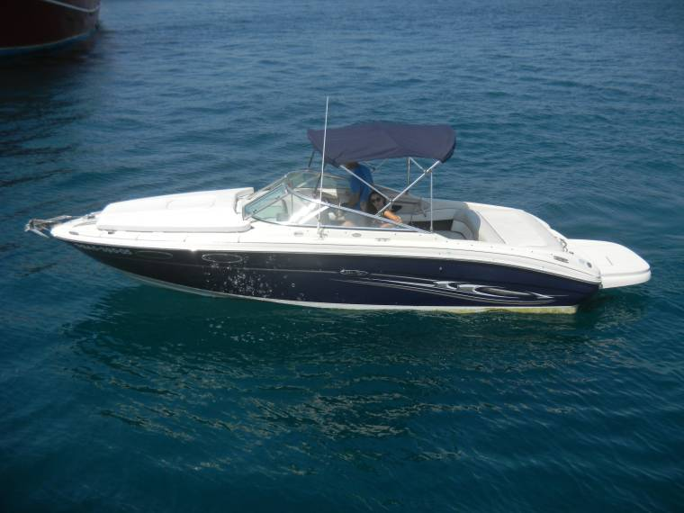 Sea Ray Boats, INC Sea Ray 240 SSE